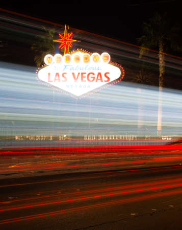 boulevard: Welcome to Las Vegas Sign Boulevard Strip Roadside Attraction