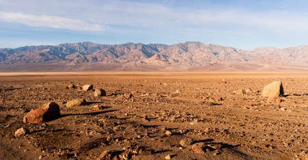 Death Valley landscape, North America