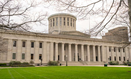Columbus is the State Capital of Ohio Headquartered at the Government Statehouse