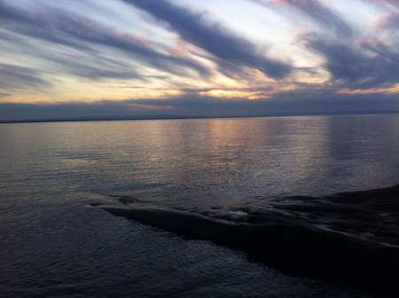 scotia: Cloudy evening at Nova Scotia