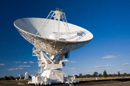astrophysics: compact array telescope used for scientific research