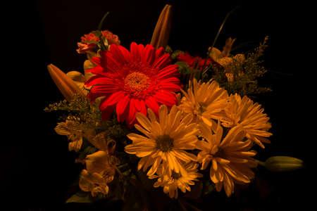 mixed flower bouquet: Mixed Flower Bouquet