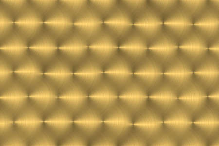 gold plaque: Background image of a hand brushed large metallic plaque. Stock Photo