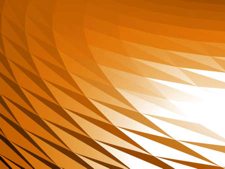 faceted: Wavy, faceted and multicolored 3D background with shining reflections