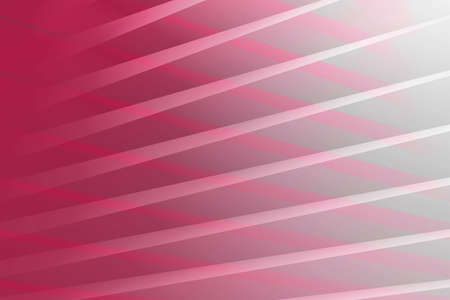 nuances: Striped 3D background with pink and grey nuances