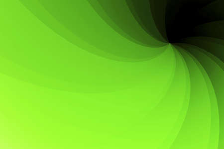 nuances: Wavy, faceted 3D background with black and green nuances