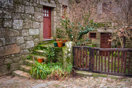 View of the medieval village of Sortelha in Portugal. Stock Photo - 6309950
