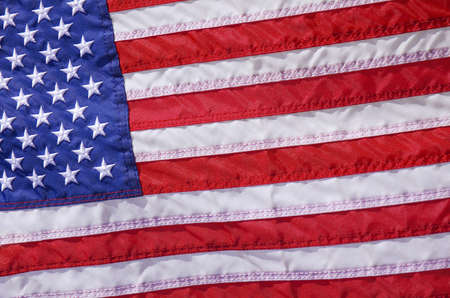 Background image of the United States of America flag  photo