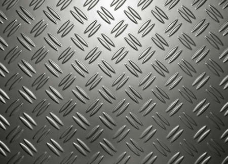 Industrial metallic background photo