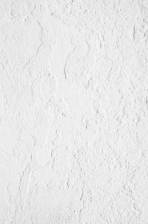 White old stucco wall texture background