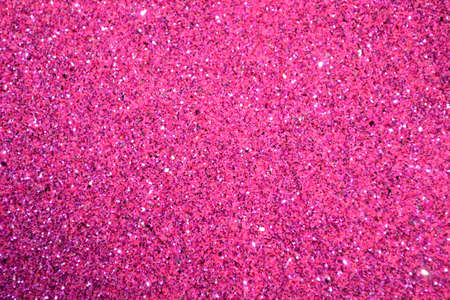 pink glitter background textile Stock Photo