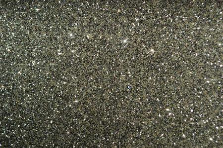 silver gray glitter background textile
