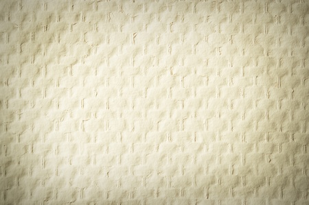 Texture of old undulating paper photo