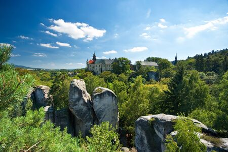 Rock Town in Bohemian Paradise photo