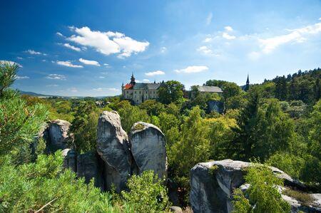 Rock Town in Bohemian Paradise
