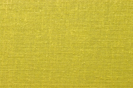 Yellow fabric surface for background Stockfoto
