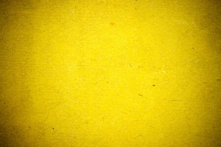 Old yellow paper for background usage
