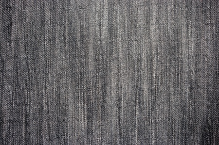 Black denim texture for background usage photo