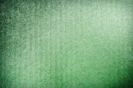 Green cardboard with gradient