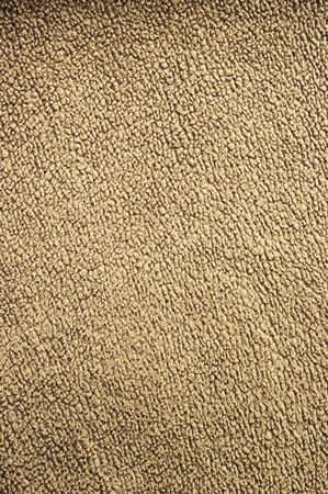 Brown fleece texture for background usage photo