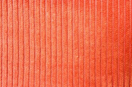 corduroy: Velluto tessuto arancione per l'utilizzo di sfondo