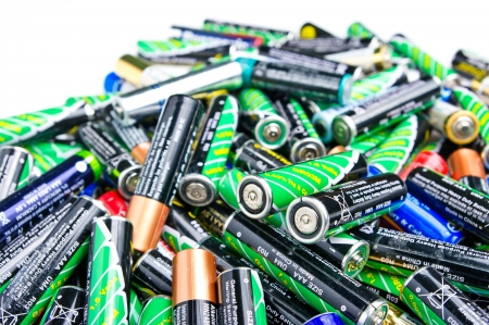 rechargeable: Battery stack