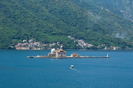 the balkan: Gospa od skrpjela - balkan famous island