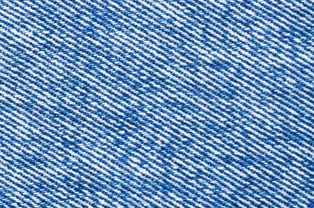 mezclilla: Textura del dril de algodón para el uso de fondo