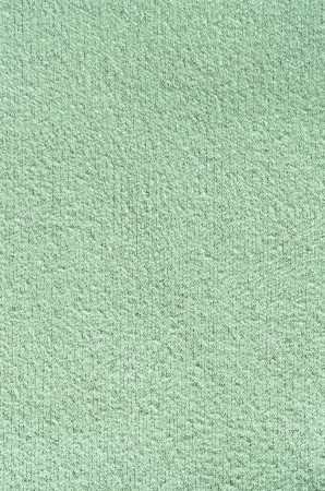 Pastel aquamarine fabric texture for background usage