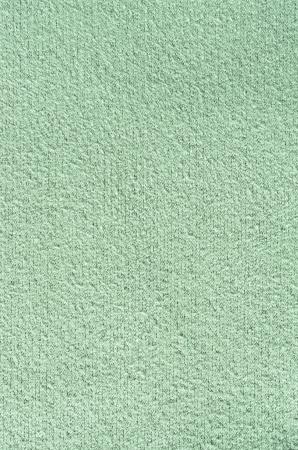 Pastel aquamarine fabric texture for background usage