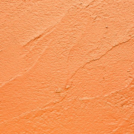 Orange plaster surface for background Stock Photo - 17591463