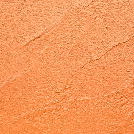 Orange plaster surface for background Stock Photo - 17591463