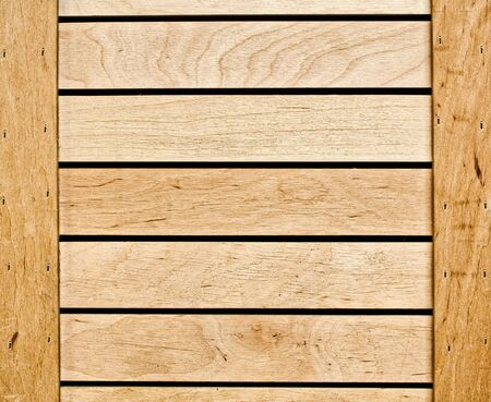 carpentery: Wooden frame for background usage