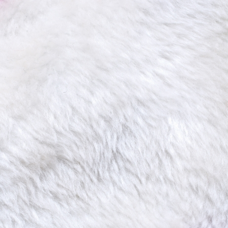 White fur texture for background usage Stok Fotoğraf