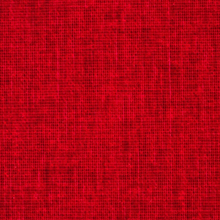 Vivid red canvas for background usage