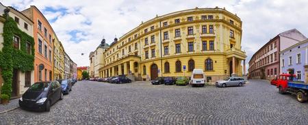 olomouc: St. Michaels church in Olomouc, Czech Republic