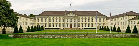 bellevue: Bellevue palace, Berlin, Germany Editorial