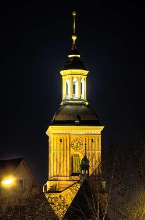 spandau: Church of st. Nicholas in Spandau in Berlin, Germany