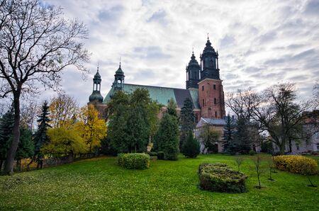 wielkopolskie: St. Peter and Paul basilica in Poznan - Poland