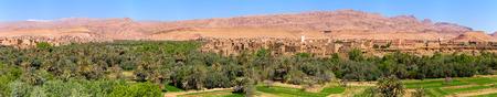 Ksar of Ajt Bin Haddu in Morocco