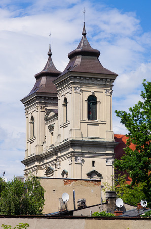 Old church in Leszno - Poland