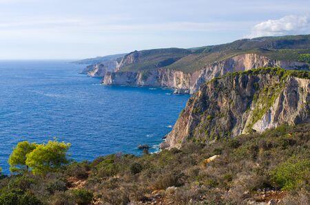 Cliffs of Keri - Zakynthos, Greece