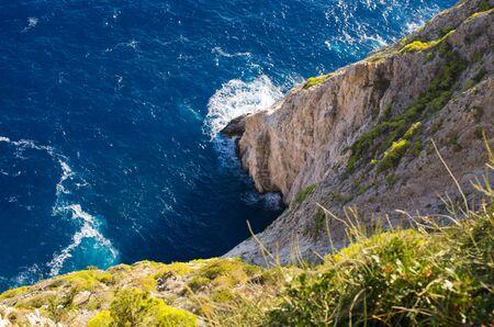 ionian: Cliffs of Keri - Zakynthos, Greece