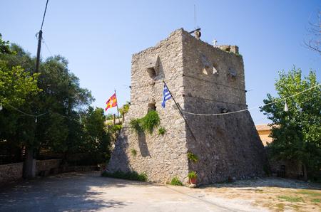 Iglesia más antigua de la isla de Zakynthos, Anafonitria - Grecia