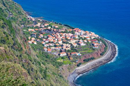 Jardim do Mar on Madeira island - Madeira