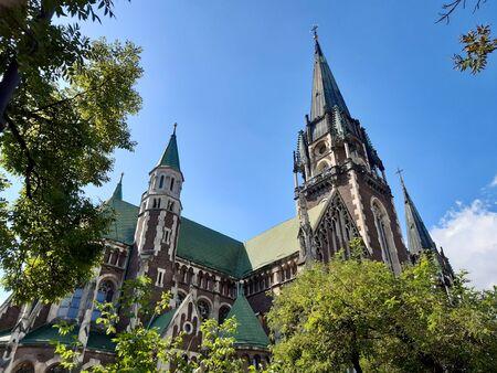 Church of st. Elizabeth - Lviv, Ukraine