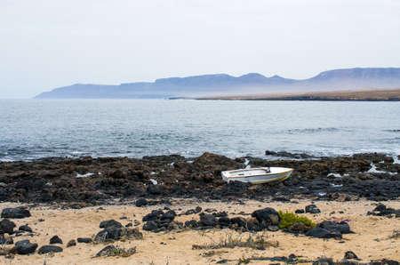 Bay of Caleta de Caballo - Lanzarote, Spain
