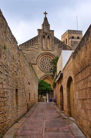 Church of Acludia - Mallorca, Spain
