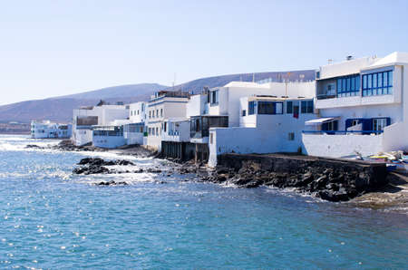 Arietta - village over the oacean, Lanzarote