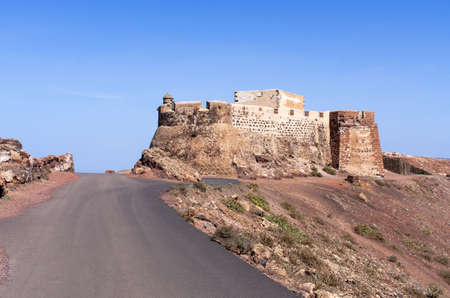 Castle in Teguise - Lanzarote, Spain